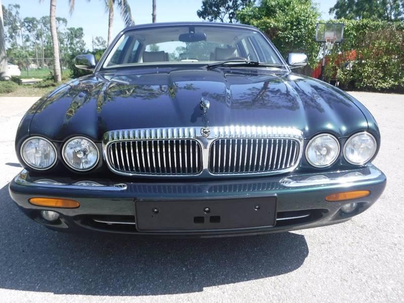 2000 Jaguar XJ Series Vanden Plas 4dr Sedan   Naples FL