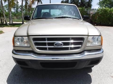2001 Ford Ranger for sale in Naples, FL