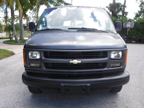 2000 Chevrolet Express Cargo for sale in Naples, FL