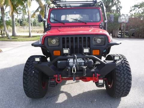 1988 Jeep Wrangler for sale in Naples, FL