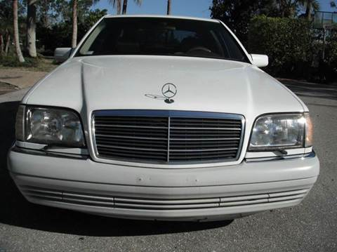 1996 Mercedes-Benz S-Class for sale in Naples, FL
