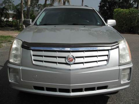 2006 Cadillac SRX for sale in Naples, FL