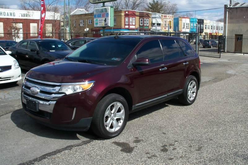 2011 ford edge sel in landsdowne pa - deals r us auto sales inc