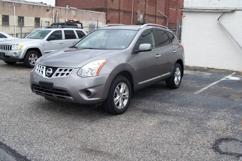 2012 Nissan Rogue For Sale At Deals R Us Auto Sales Inc In Landsdowne PA