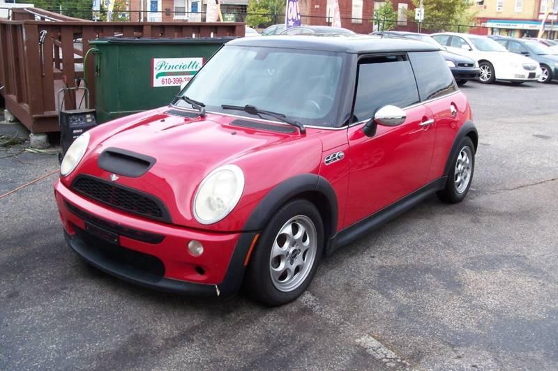 2006 MINI Cooper For Sale At Deals R Us Auto Sales Inc In Landsdowne PA
