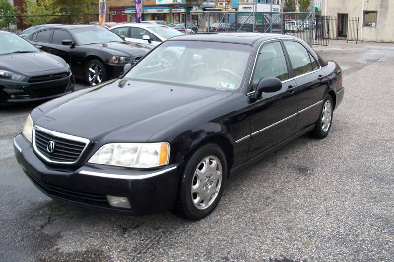 Acura RL In Landsdowne PA Deals R Us Auto Sales Inc - 2000 acura rl for sale