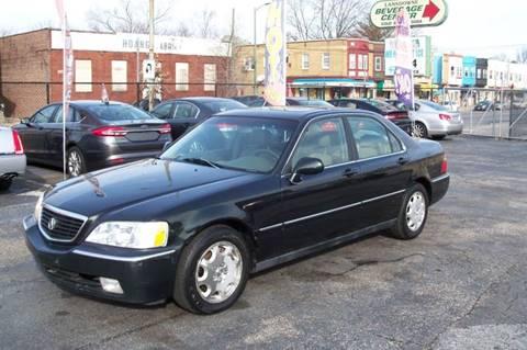 1999 Acura RL For Sale In Landsdowne PA