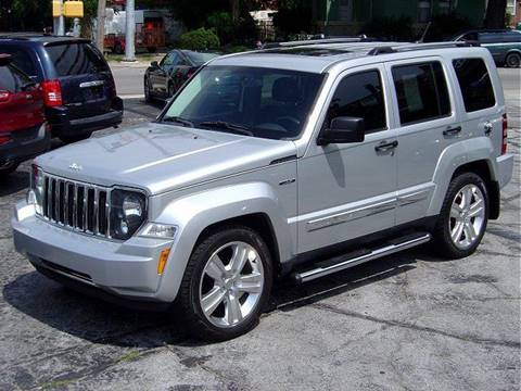 2012 Jeep Liberty for sale in Huntington, IN