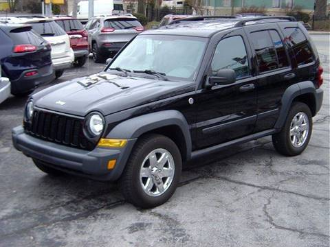 2006 Jeep Liberty for sale in Huntington, IN
