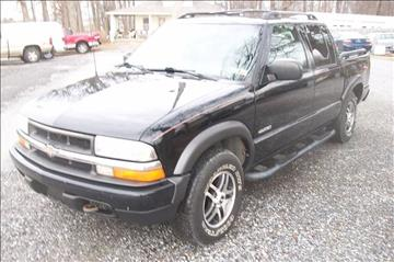 2004 Chevrolet S-10 for sale in Red Lion, PA