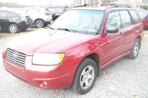 2007 Subaru Forester for sale in Red Lion, PA