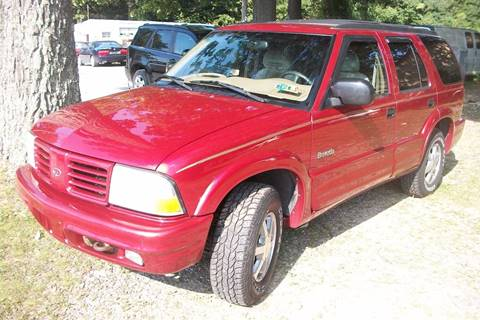 2000 Oldsmobile Bravada for sale in Red Lion, PA