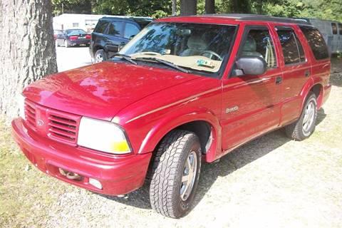 2000 Oldsmobile Bravada for sale in Red Lion, PA