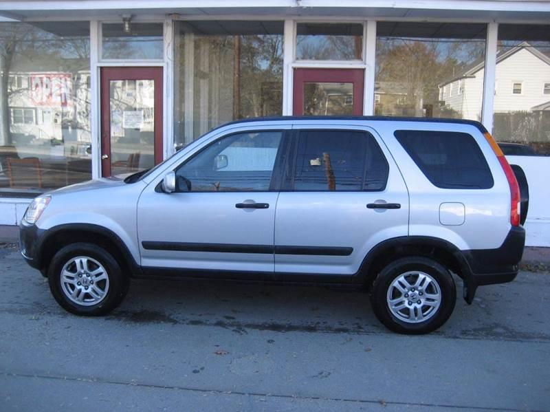 2004 Honda CR V AWD EX 4dr SUV   Framingham MA