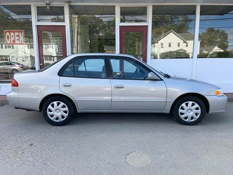 2002 Toyota Corolla for sale in Framingham, MA