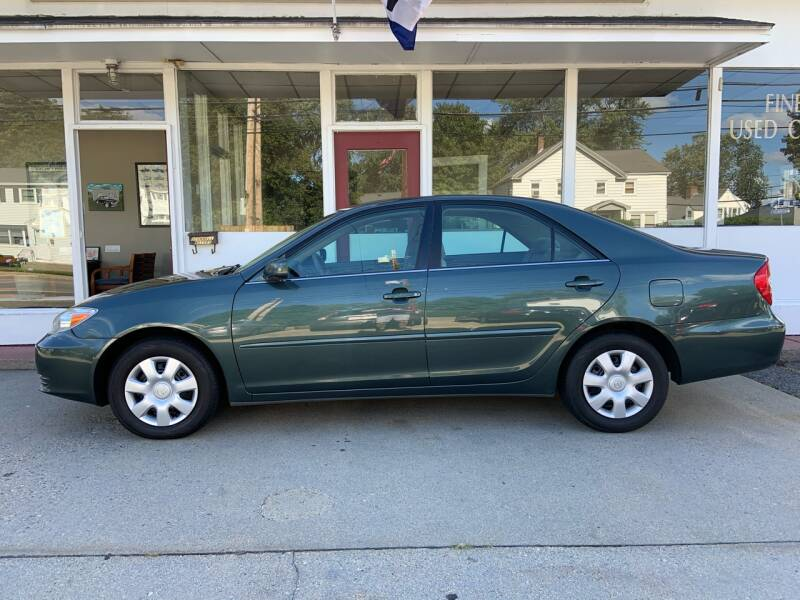 2004 Toyota Camry for sale at O'Connell Motors in Framingham MA