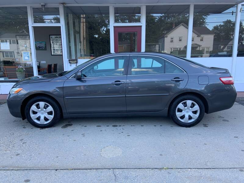 2009 Toyota Camry for sale at O'Connell Motors in Framingham MA