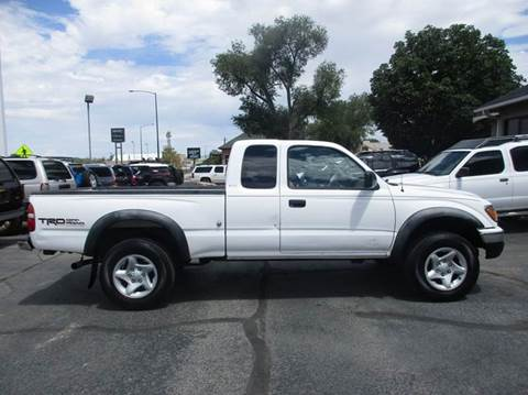 Toyota Tacoma For Sale In Grand Junction Co Carsforsale Com