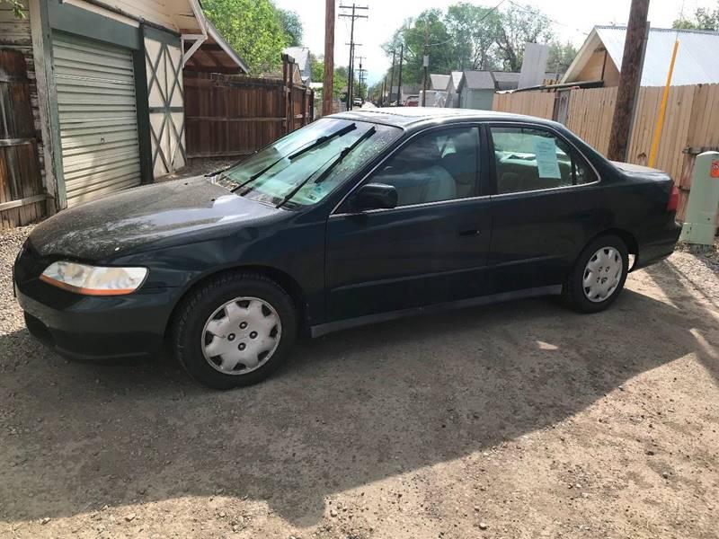 1998 Honda Accord LX 4dr Sedan   Grand Junction CO