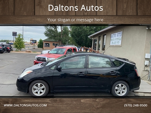 Toyota Grand Junction >> 2005 Toyota Prius For Sale In Grand Junction Co