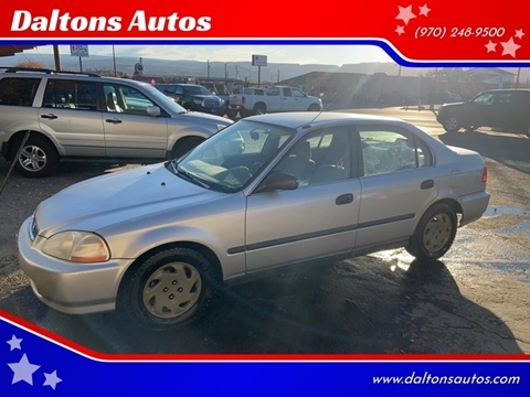 1997 Honda Civic for sale in Grand Junction, CO