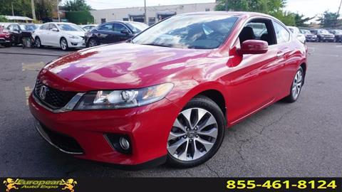 2014 Honda Accord for sale in Lodi, NJ