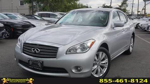 2011 Infiniti M37 for sale in Lodi, NJ
