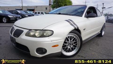 2004 Pontiac GTO for sale in Lodi, NJ
