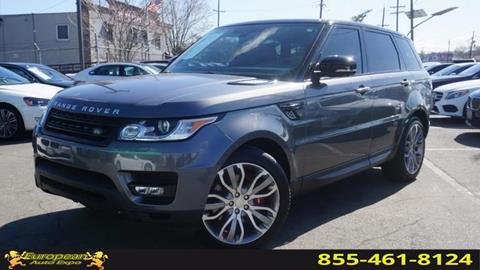 used 2014 land rover range rover for sale in new jersey. Black Bedroom Furniture Sets. Home Design Ideas