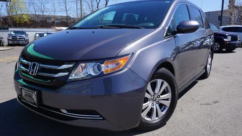 2015 Honda Odyssey for sale in Lodi, NJ