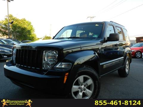 2012 Jeep Liberty for sale in Lodi, NJ