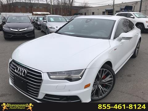 European Auto Expo >> Used Audi A7 For Sale In Pratt Ks Carsforsale Com