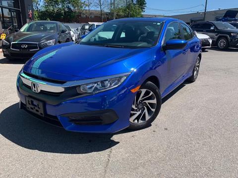 2016 Honda Civic for sale in Lodi, NJ