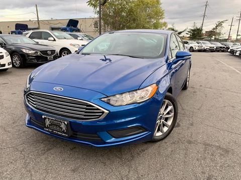 2017 Ford Fusion for sale in Lodi, NJ