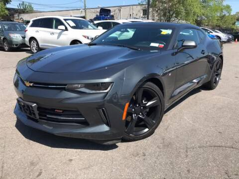 2017 Chevrolet Camaro LT for sale at EUROPEAN AUTO EXPO in Lodi NJ