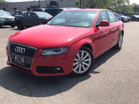 2009 Audi A4 2.0T quattro for sale at EUROPEAN AUTO EXPO in Lodi NJ