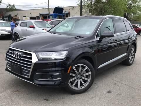 2018 Audi Q7 2.0T quattro Premium Plus for sale at EUROPEAN AUTO EXPO in Lodi NJ