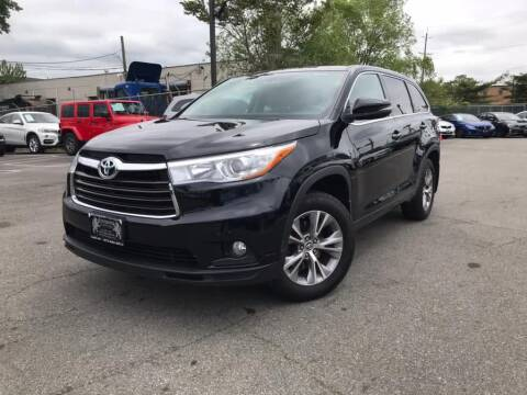 2016 Toyota Highlander for sale at EUROPEAN AUTO EXPO in Lodi NJ