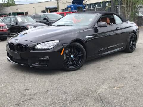 2014 BMW 6 Series 650i for sale at EUROPEAN AUTO EXPO in Lodi NJ