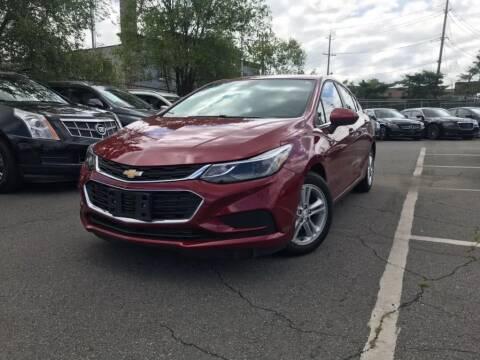 2018 Chevrolet Cruze for sale at EUROPEAN AUTO EXPO in Lodi NJ