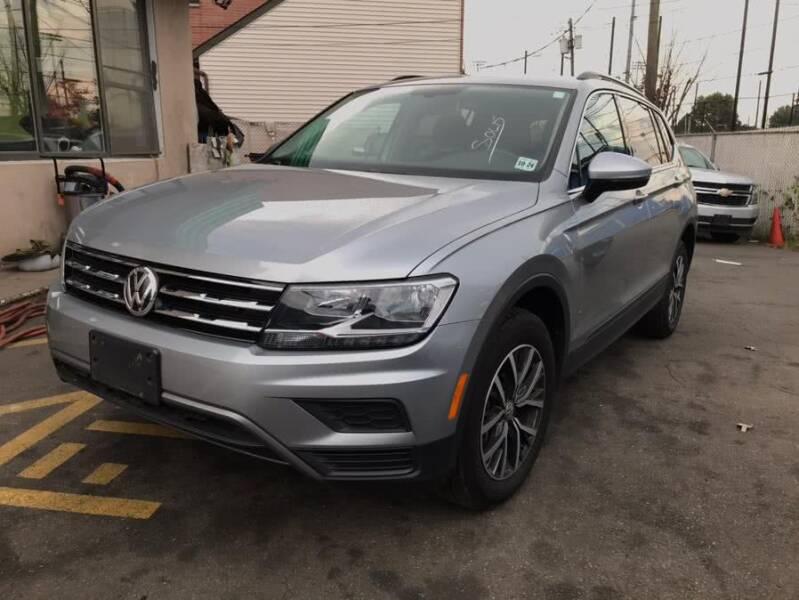 2019 Volkswagen Tiguan for sale at EUROPEAN AUTO EXPO in Lodi NJ