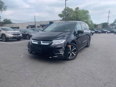 2018 Honda Odyssey for sale at EUROPEAN AUTO EXPO in Lodi NJ