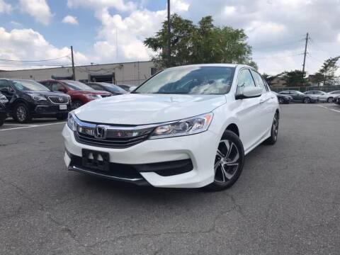 2017 Honda Accord for sale at EUROPEAN AUTO EXPO in Lodi NJ