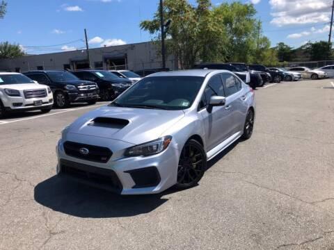 2018 Subaru WRX for sale at EUROPEAN AUTO EXPO in Lodi NJ
