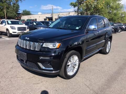 2017 Jeep Grand Cherokee for sale at EUROPEAN AUTO EXPO in Lodi NJ