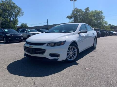 2017 Chevrolet Malibu for sale at EUROPEAN AUTO EXPO in Lodi NJ