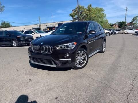 2016 BMW X1 for sale at EUROPEAN AUTO EXPO in Lodi NJ