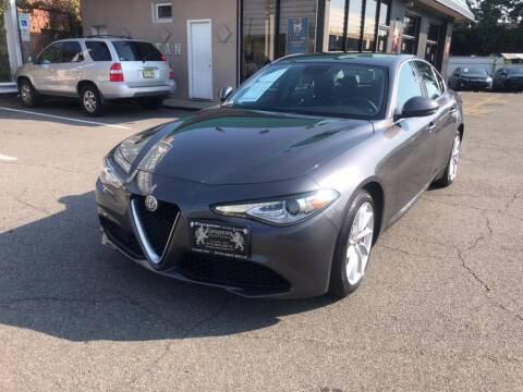 2018 Alfa Romeo Giulia for sale at EUROPEAN AUTO EXPO in Lodi NJ