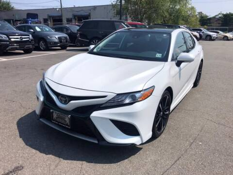 2019 Toyota Camry for sale at EUROPEAN AUTO EXPO in Lodi NJ