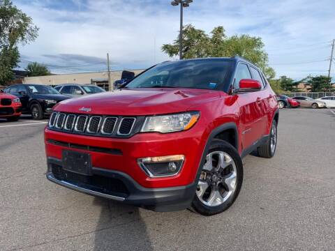 2017 Jeep Compass for sale at EUROPEAN AUTO EXPO in Lodi NJ